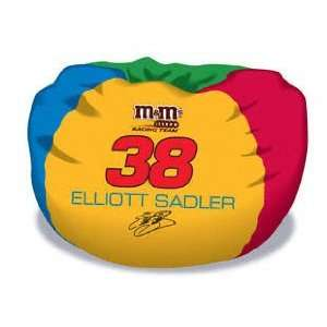 Elliott Sadler Bean Bag # 38