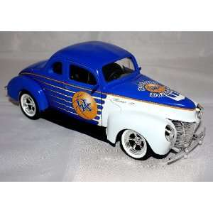 2010 11 Basketball 1940 Ford Street Coupe Diecast Bank Sports