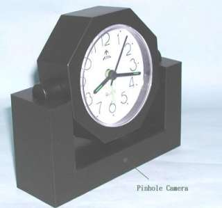 C28 Wireless Hidden Spy Camera Alarm Clock 2.4Ghz cctv