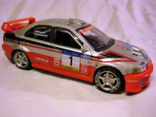 Mitsubishi Lancer Evolution VI Cararama Collection Car Model 1/43 143