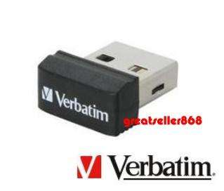 Verbatim 16GB 16G 16 G GB Netbook Mini USB Flash Drive