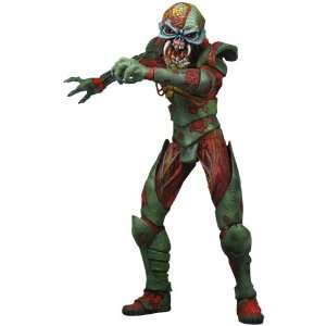 Iron Maiden Final Frontier Eddie 7 Action Figure Toys