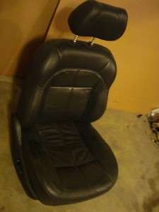 99 04 JEEP GRAND CHEROKEE LIMITED PASS SEAT W/ TRACK