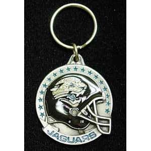 Jacksonville Jaguars Team Helmet Key Ring  Sports