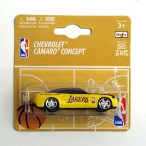 NBA Los Angeles Lakers Chevy Camaro 164 style Sports