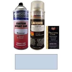 Minerale Blue Spray Can Paint Kit for 2012 Hyundai Genesis Coupe (NEA