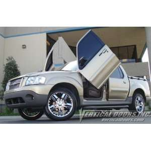 Ford Explorer Sport Trac   Lambo Vertical Doors Automotive
