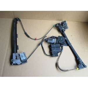96 02 VW CABRIO WINDOW REGULATOR DRIVER FRONT LEFT