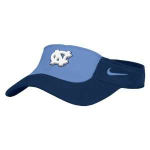 Nike North Carolina Tar Heels (UNC) Player Visor Sports
