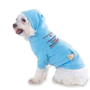My Miniature Bull Terrier Is Smarter Than Your President Hooded (Hoody