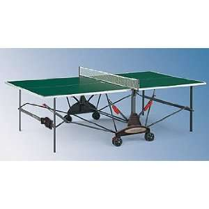 Kettler Stockholm Indoor Green Ping Pong / Table Tennis