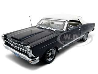 18 scale diecast 1967 ford fairlane gt convertible die cast car by gmp