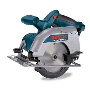 Factory Reconditioned Bosch 1661 RT 14.4 Volt 5 3/8 Inch Trim Saw with
