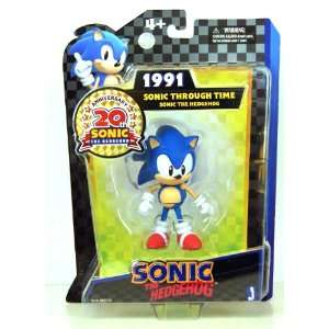 Sonic 20th Anniversary 5 Inch Through Time Action Figure
