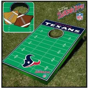 Houston Texans Tailgate Toss Game