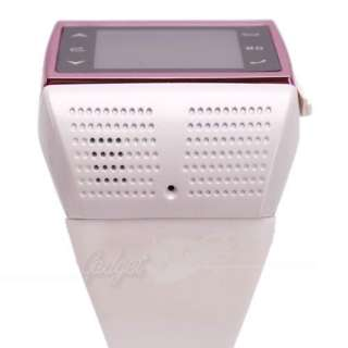 NEW V6 Watch Cell Phone Mobile Bluetooth Camera  MP4