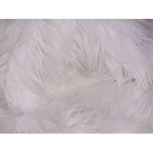 Gorgeous 4 Long Snow White Faux Fur
