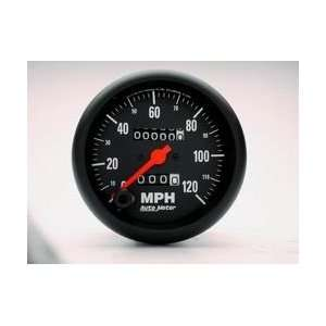 Auto Meter 2692 Z SERIES 3 3/4 120 MPH S Automotive
