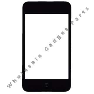 Apple iPod Touch 3rd Gen Digitizer Frame Assembly OEM