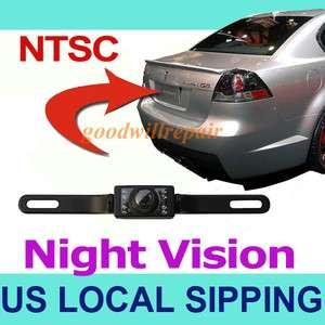 CAR Night Vison Color Image Reserve Backup Camera for Rear View