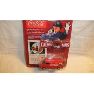 JOHNNY LIGHTNING COCA COLA CALENDAR CARS 2005 COLLECTION 1976