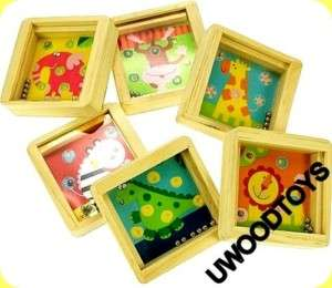 ASST MINI BALL PARTY BAG TOY GAMES _U WOOD WOODEN TOYS