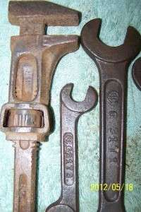 Antique International Harvester Farm Tractor Multi Tool Wrench Planet