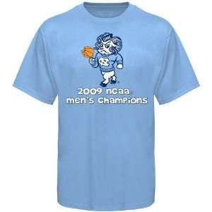 North Carolina Tar Heels (UNC) Youth Carolina Blue 2009 NCAA Mens