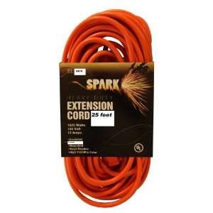 Heavy Duty Extension Cord 25 Feet Long 14 Gauge