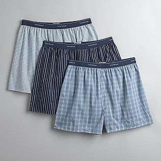 Mens 3 Pack Relaxed Fit Boxers  Fruit of the Loom Clothing Mens