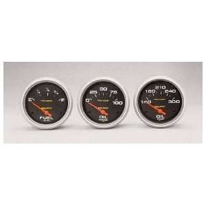 300 Degree F Short Sweep Electric Oil Temperature Gauge Automotive