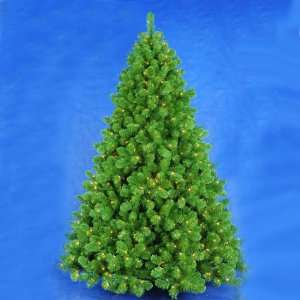 9.5 Pre Lit LED Vanderbilt Artificial Christmas Tree