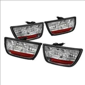 Spyder LED Euro / Altezza Tail Lights 10 12 Chevrolet