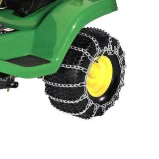 John Deere 22 in. Rear Tire Chains BG20206