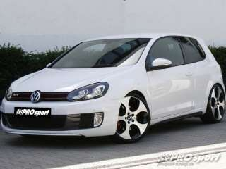 Volkswagen Golf GTi GTD 18 VW Detroit Felgen TEST 2011
