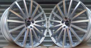 22 ZUMBO ALLOY WHEELS BMW X6 5X120 MULTISPOKE REVER