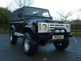 LAND ROVER DEFENDER 90 TDI AND TD5 SVX STYLE
