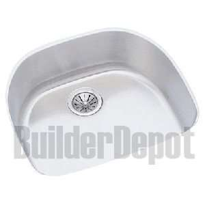 21 x 18 1 Bowl Deep Undercounter Stainless Steel Sink