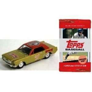 Washington Nationals 1964 Ford Mustang Diecast with 10