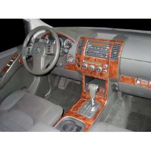 NISSAN FRONTIER 2009 2010 2011 2012 INTERIOR WOOD DASH