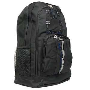 Hikepak AT5203 Heavy Duty Backpack (Black)