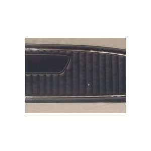 DOOR PANEL FRONT FORD MUSTANG 65 BLACK