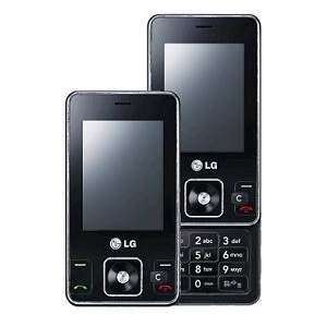 New Lg KC550 Black Unlocked GSM Phone Cell Phones & Accessories