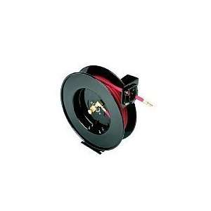 1/2 in. x 50 Ft. Air and Water Hose Reel Automotive