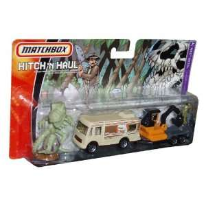 Matchbox Hitch N Haul MBX 164 Scale Die Cast Car Playset