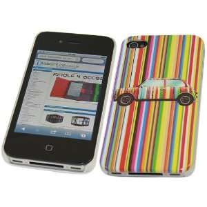 iTALKonline IMPERIAL RAINBOW MINI COOPER Pattern Super