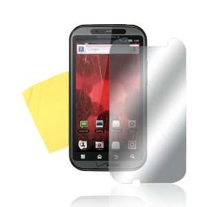 Premium LCD Screen Protector Cover Kit w Mirror Effect For