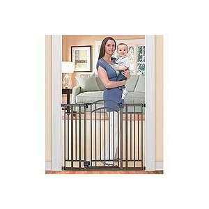Stylish n Secure Extra Tall Decorative Walk Thru Metal