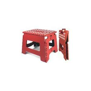 Step Easy Step Stool/ Red
