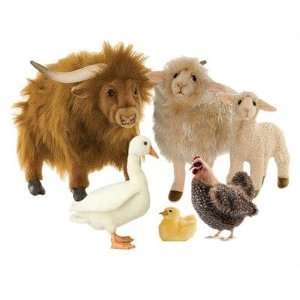 Farm Stuffed Animal Collection II  Toys & Games